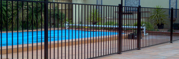 Pool fencing (available mid march)